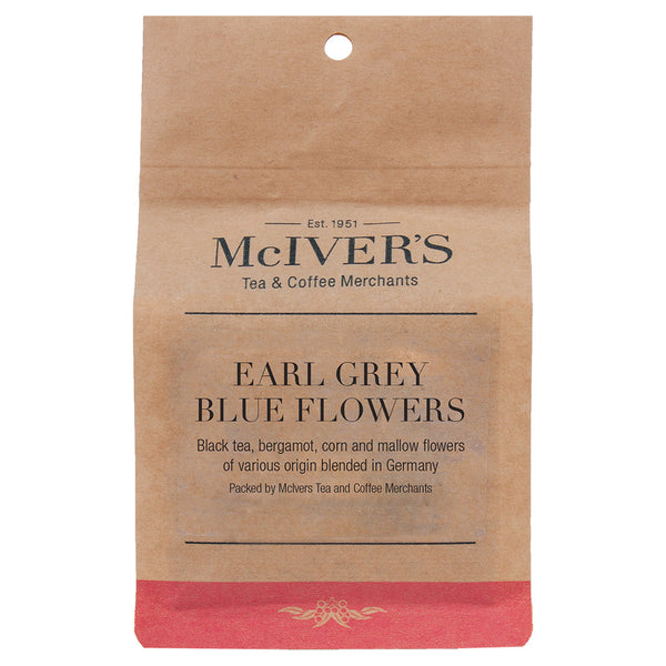 Earl Grey Blue Flowers-Tea-McIver's Coffee & Tea