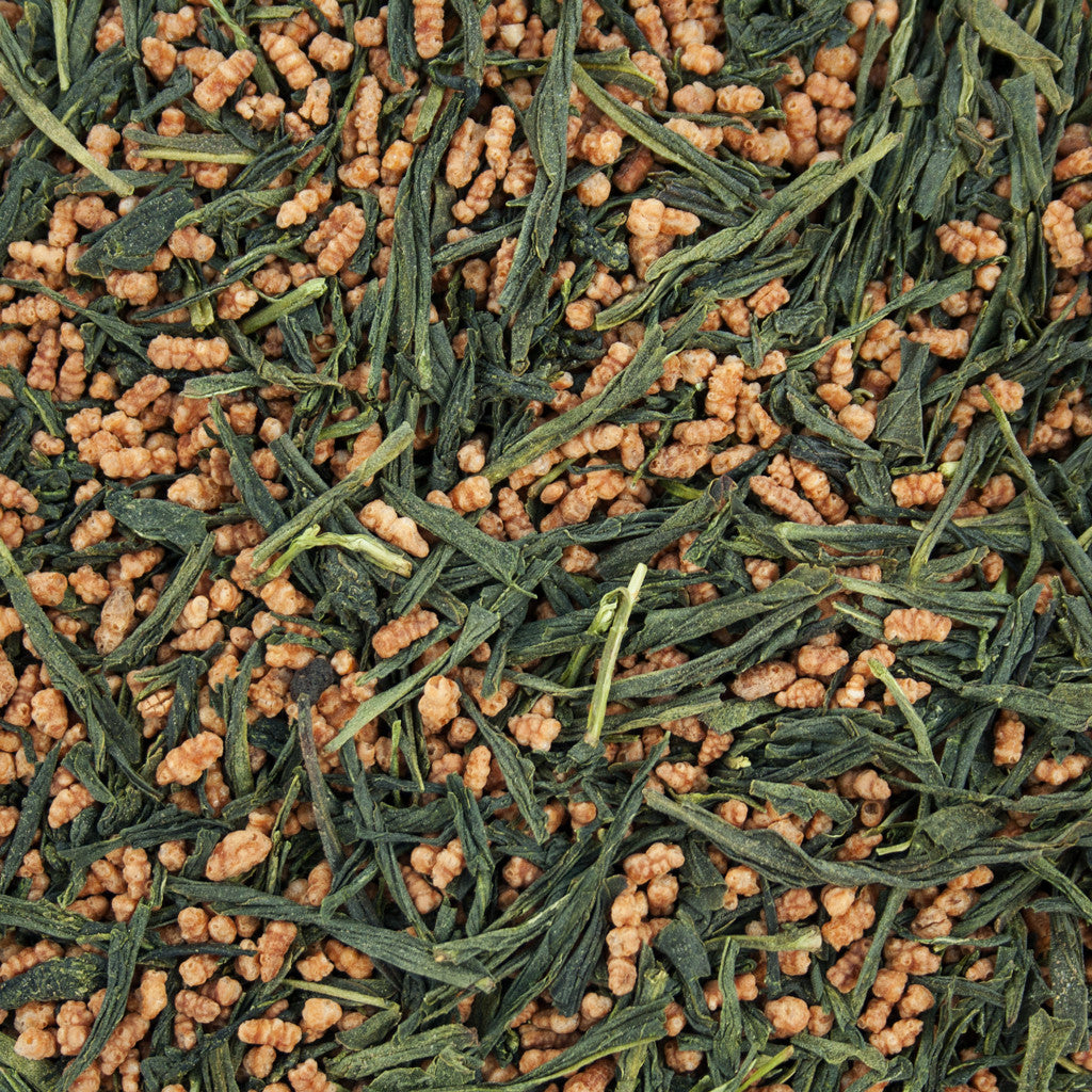 Genmaicha-Tea-McIver's Coffee & Tea