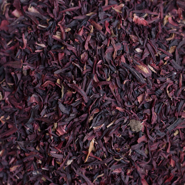 Organic Hibiscus-Tea-McIver's Coffee & Tea