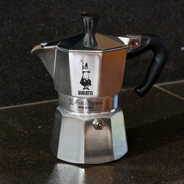 Bialetti Moka Express Stovetop Coffee maker
