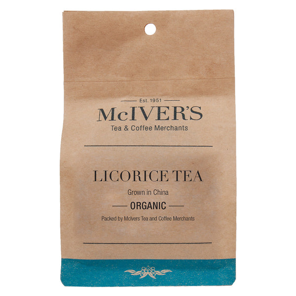 Organic Licorice Tea-Tea-McIver's Coffee & Tea