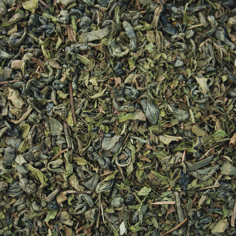 Moroccan Mint Green Tea Organic