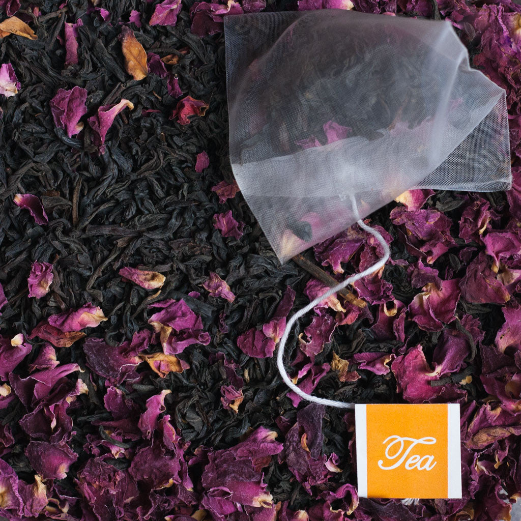 Ruth Crow Teabags-Tea-McIver's Coffee & Tea