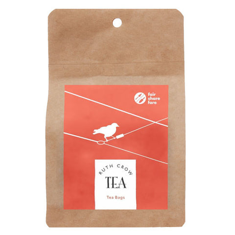 Ruth Crow Teabags