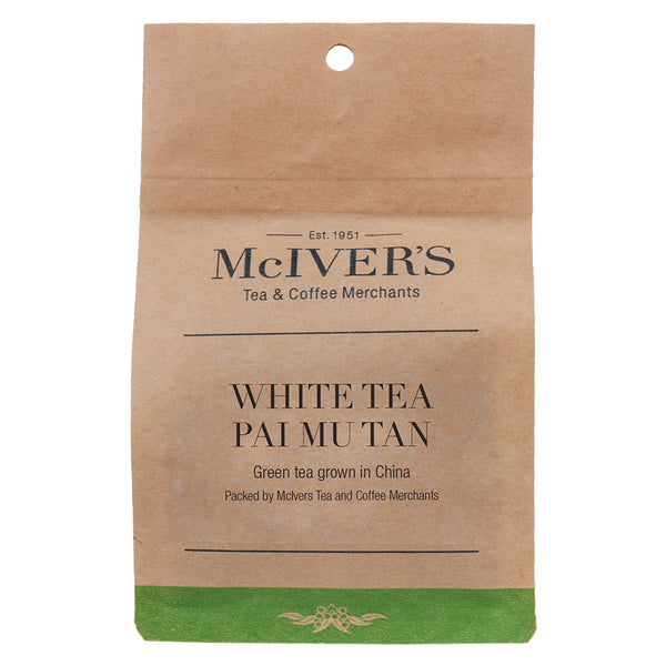 White Tea Pai Mu Tan-Tea-McIver's Coffee & Tea