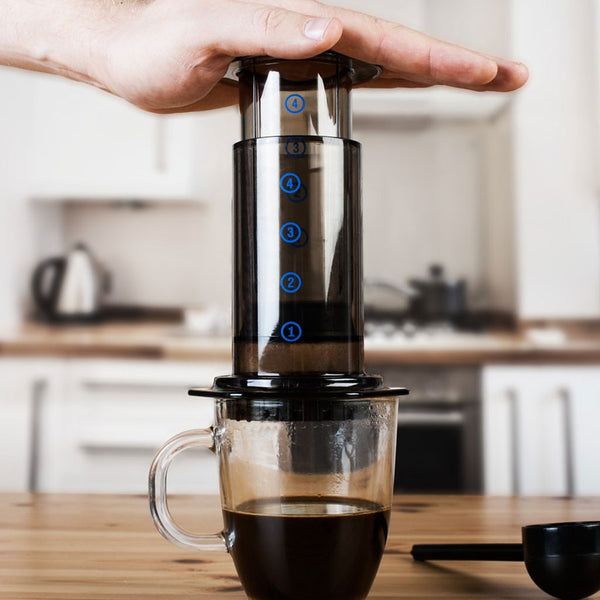 Aeropress Coffee Maker Stocked by McIver's