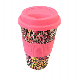 Utopia Bamboo Coffee Cup - Sacha Long