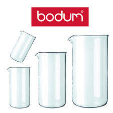Bodum Plunger Replacement Glass-Accessories-McIver's Coffee & Tea