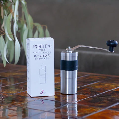 Porlex Mini II Coffee Grinder