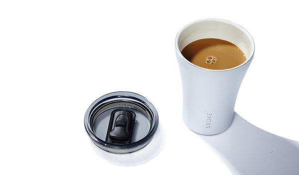 Sttoke Ceramic Reusable Cup