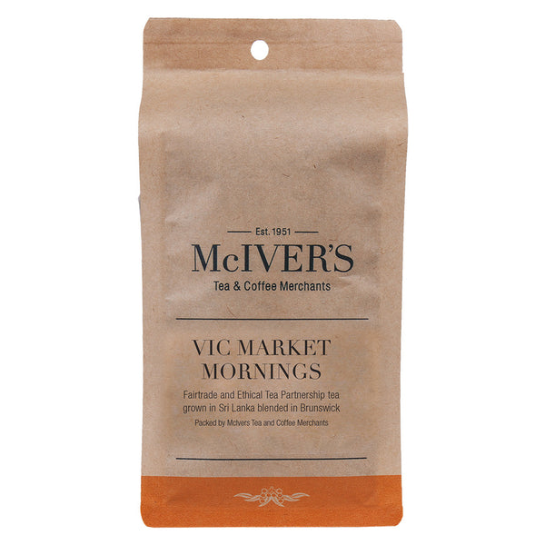 Vic Market Mornings-Tea-McIver's Coffee & Tea