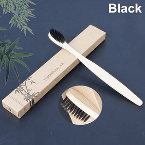 Toothbrush Natural Bamboo