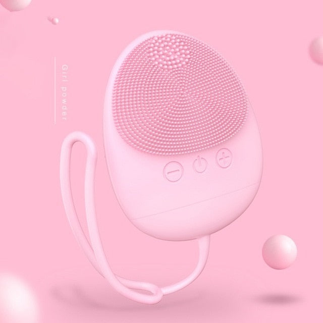High Quality Facial Cleansing Brush
