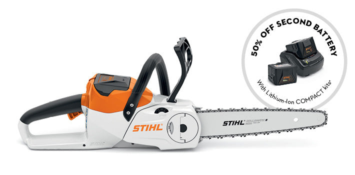 STIHL MSA 120 C-B Battery Chainsaw - Kit