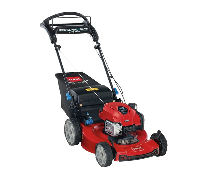 "Toro 22"" Personal Pace, SmartStow, B&S Engine Lawn Mower"