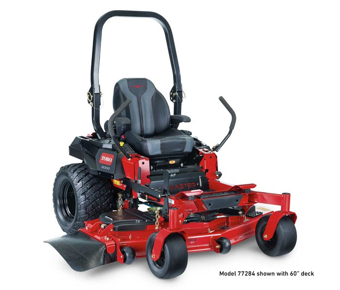 "Toro Z Master 2000 - 48"" - 24.5hp Toro V-Twin Zero Turn Mower"