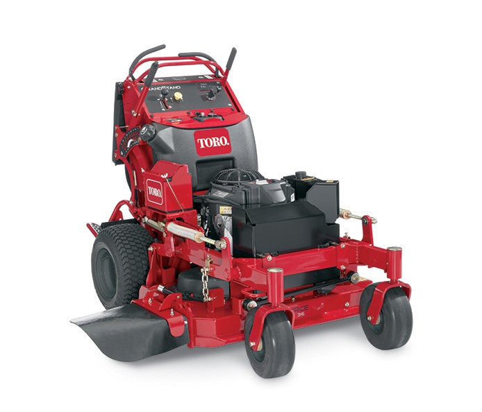 "Toro Grandstand 36"" Turbo Force Deck Zero Turn Mower"
