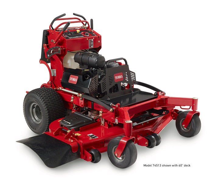 "Toro Grandstand 48"" Turbo Force Deck Zero Turn Mower"