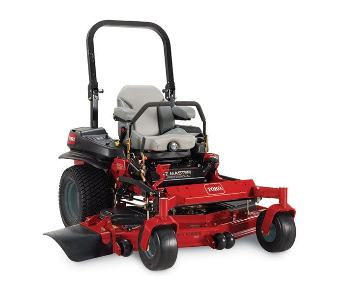 "Toro - Z Master 6000 60"" Turbo Force Deck - Kohler EFI Horizon"