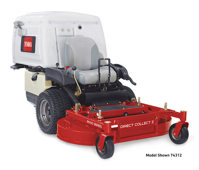 "Toro - Z Master 8000 42"" Direct-Collect"