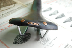 "Ideale ""Swallow"" leather saddle"