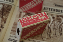 Tressorex cotton bar tape - white