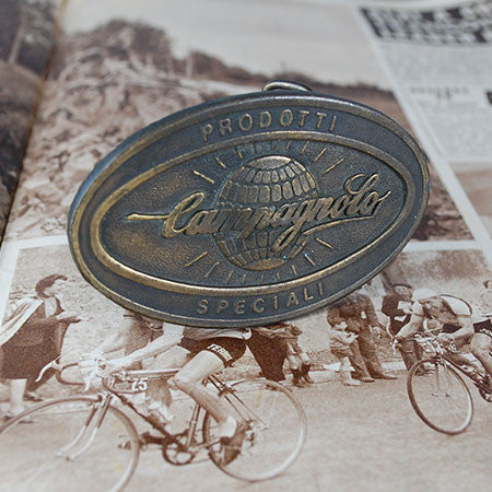 Campagnolo Brass Buckle