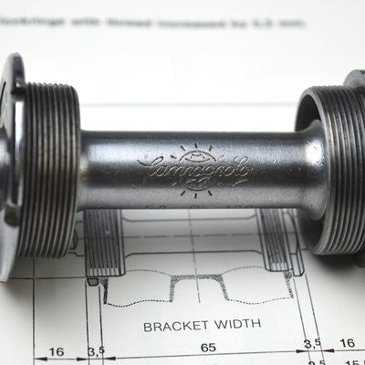 Campagnolo 68 - SS -Z Bottom bracket - English 1.370 x 24 tpi