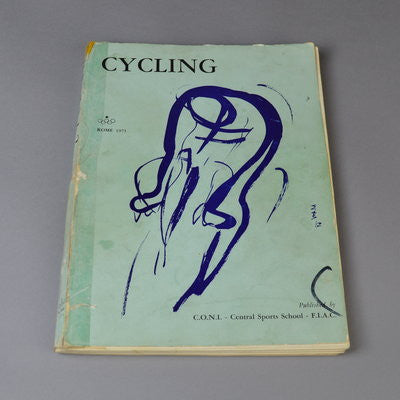C.O.N.I Cycling Manual