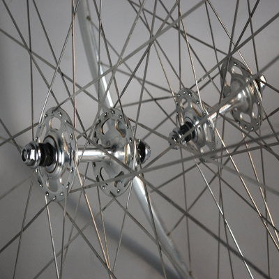 Campagnolo Record Pista Wheelset #1