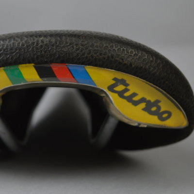 1985 Selle Italia Super Turbo Saddle