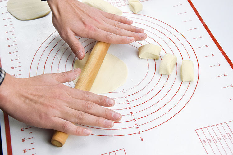 Silicone Baking Mat Pizza Dough Maker Pastry Kitchen