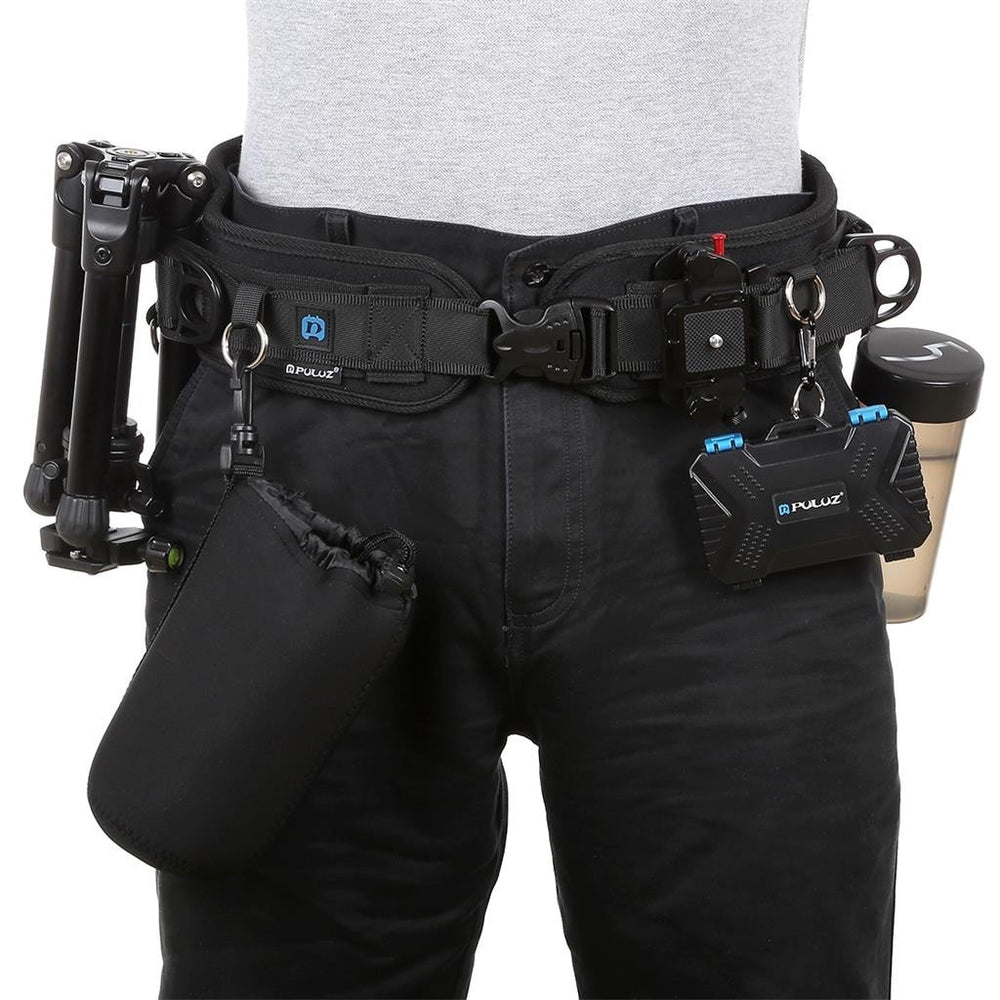 Multi-functional Photography Belt Micro SLR Camera Fixed Fast Hanging Belts for DSLR Camera