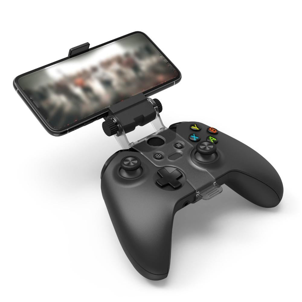Phone Mount HandGrip Stand for Xbox ONE S/Slim Ones Controller for Steelseries