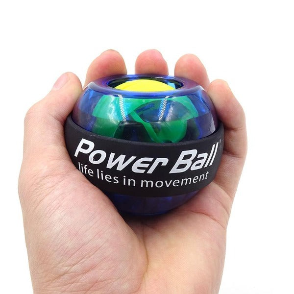LED Wrist Ball Strengthener - Saiftec Deals
