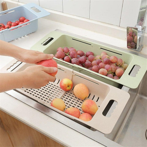 Kitchen Sink Washing Basket - Saiftec Deals