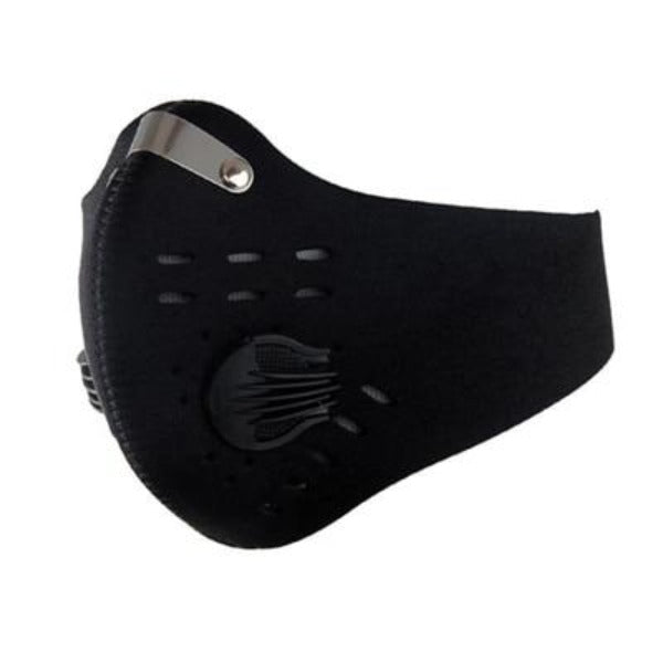Activated Carbon Dust-proof Cycling Face Mask - Saiftec Deals