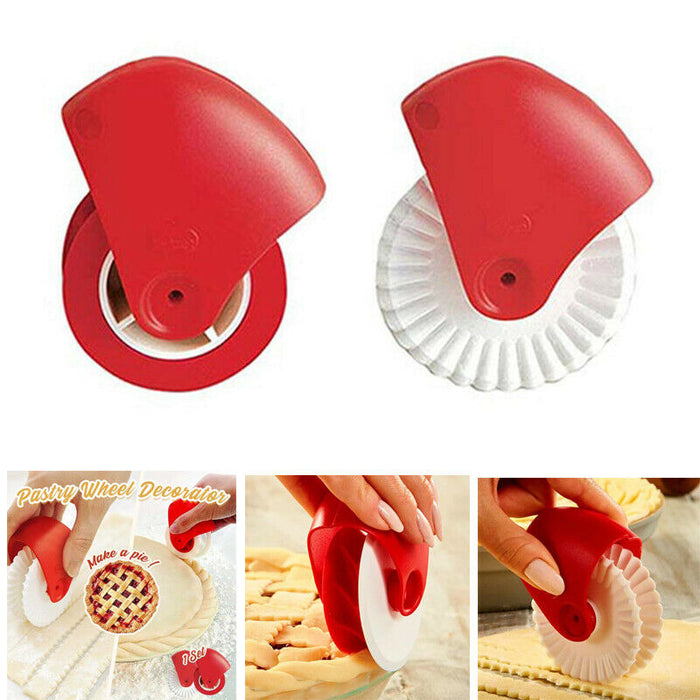 Pizza Pastry Lattice Cutter