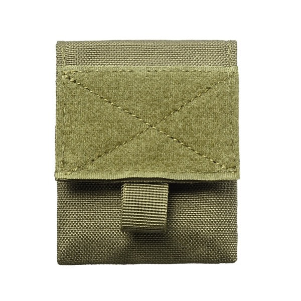 Military Molle Pouch Tactical Single Pistol Magazine Pouch