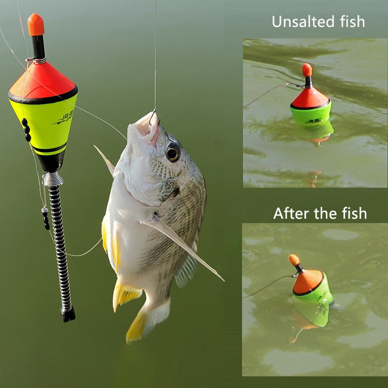 Outdoor Portable Fast Fishing Bobber Set Fishing Float