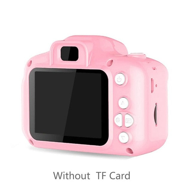 Children Mini Cute Video Camera 2.0 Inch Take Picture Camera