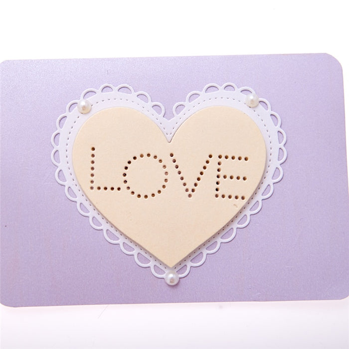 Letter Dies Metal Cutting Dies New 2019 for Scrapbooking Card Making Metal