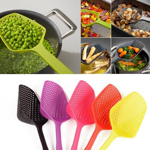 Vegetable Strainer Scoop