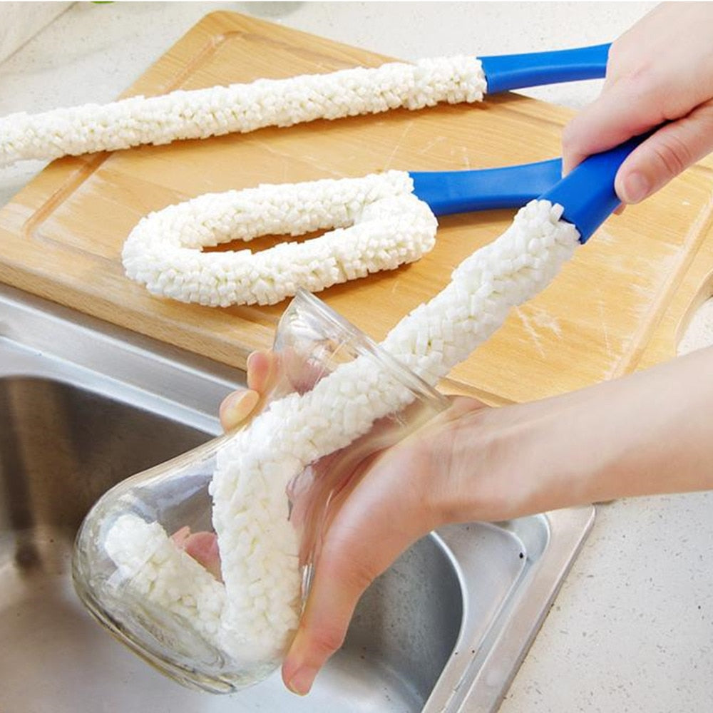 Soft Bendable Cleaning Brush