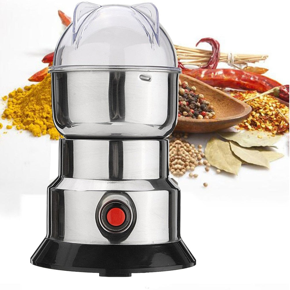 New Electric Herbs/Spices/Nuts/Coffee Bean Mill Blade Grinder