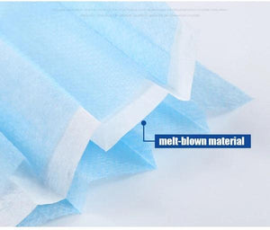 3-Ply Non-woven Defender 50pcs/Box