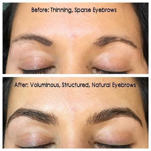 3D Eyebrows Fibers Gel