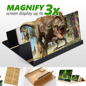 3D Mobile Screen Magnifier