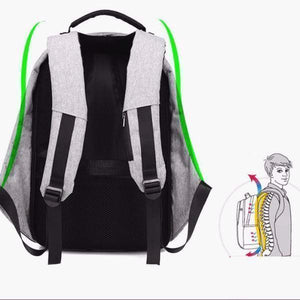 Anti-Theft Backpack 2018 (SALES)