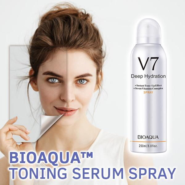 BIOAQUA™ Toning Serum Spray